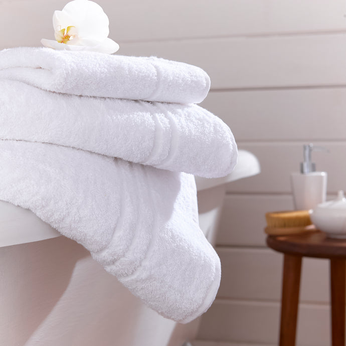Nimbus Luxury 100% Cotton Towels