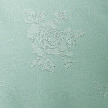 Load image into Gallery viewer, Cezanne Seafoam Green Damask Rose Table Cloth