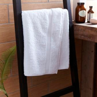 Sorento Luxury Turkish Cotton Towels - Basket Weave Header