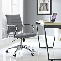Modway Jive Office Chair, Mid Back