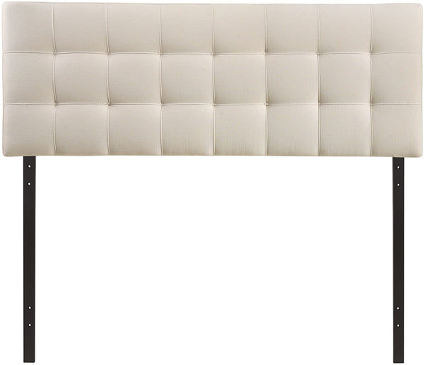 Lily Upholstered Fabric Headboard