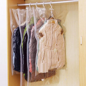Hanging Compressible Storage Bag