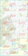 Melway Yarra Ranges Council WallMap