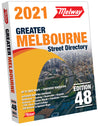 Melway 2021 Flexible Cover Street Directory - Edition 48
