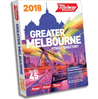 Melway 2018 Flexible Cover Street Directory - Edition 45