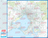 Melway Town & Country WallMap - Rolled & Laminated