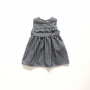 Childrens Gingham Summer Dress Ages 1-8 Years