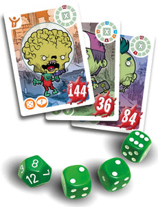 Times Square – Take on the Zombies & their Alien Masters in this brain crunching fast paced game!