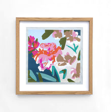 Load image into Gallery viewer, Abstract Floral Art Print