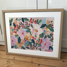 Load image into Gallery viewer, A3 Flower Painting Print
