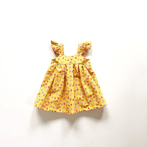 Childrens Ice Cream Print Sundress - Ages 1-8 Years