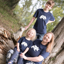 Load image into Gallery viewer, Mummy, Little & Big Bear T-shirts