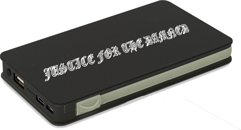 Justice Portable Charger (10 000mAh)