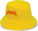 Yellow Bucket Hat