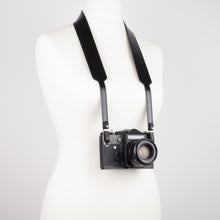 Load image into Gallery viewer, Leather camera strap