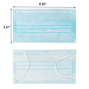 Disposable Personal Protective Face Mask (Non-Medical Use)