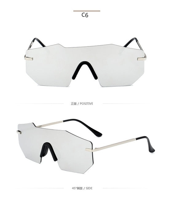 unisex polarized sunglasses