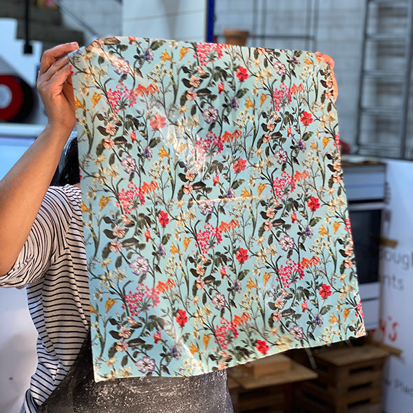 Liberty's Lockwood Fabric joins our Made with Liberty Fabric Range