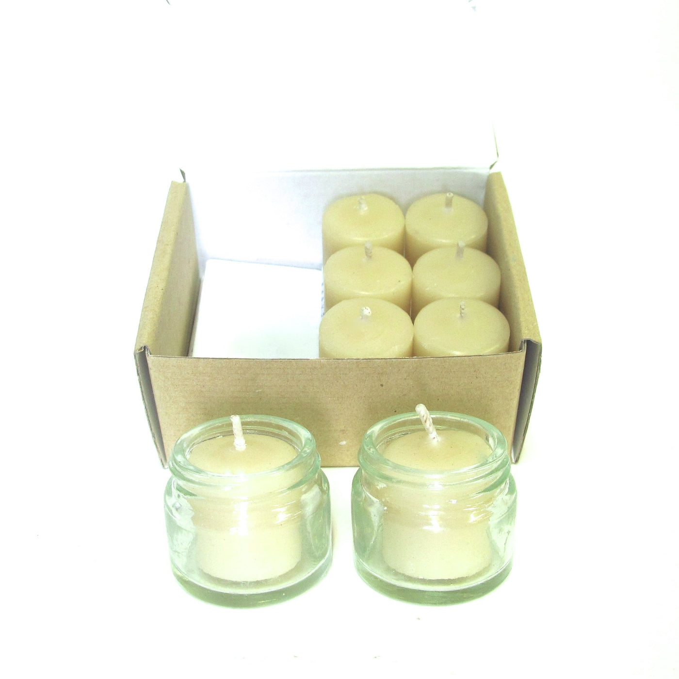 Jam Jar Tealights - the wait is over