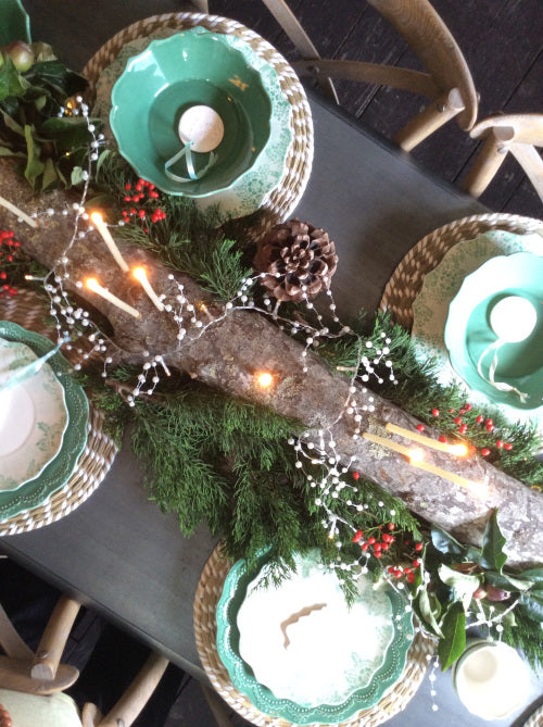 Festive table decoration 6