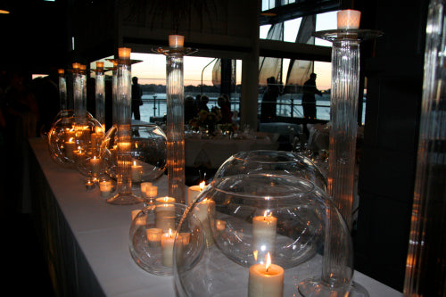 eco wedding, beeswax candle wedding, sustainable wedding, eco event, sustainable event, candle feature, sea of candlelight
