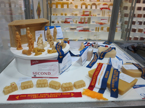 Winners are Grinners at the National Honey Show