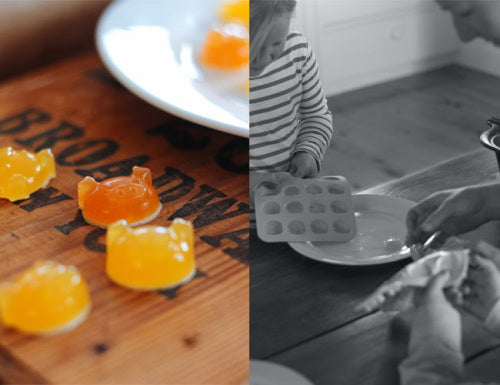 Gummy pig recipe from Perthville Pantry on Local is Lovely blog