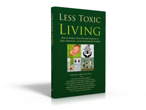 Less Toxic Living, Sustainable Suburbia, eliminate chemicals