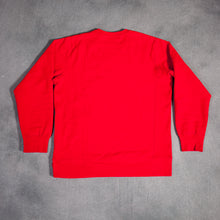 Load image into Gallery viewer, Supreme S Logo Red Crewneck
