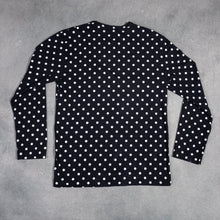 Load image into Gallery viewer, Comme Des Garcons Play Black LongSleeve