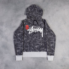 Load image into Gallery viewer, Bape x Stussy Hoodie