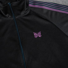 Load image into Gallery viewer, Needels Purple Track Jacket