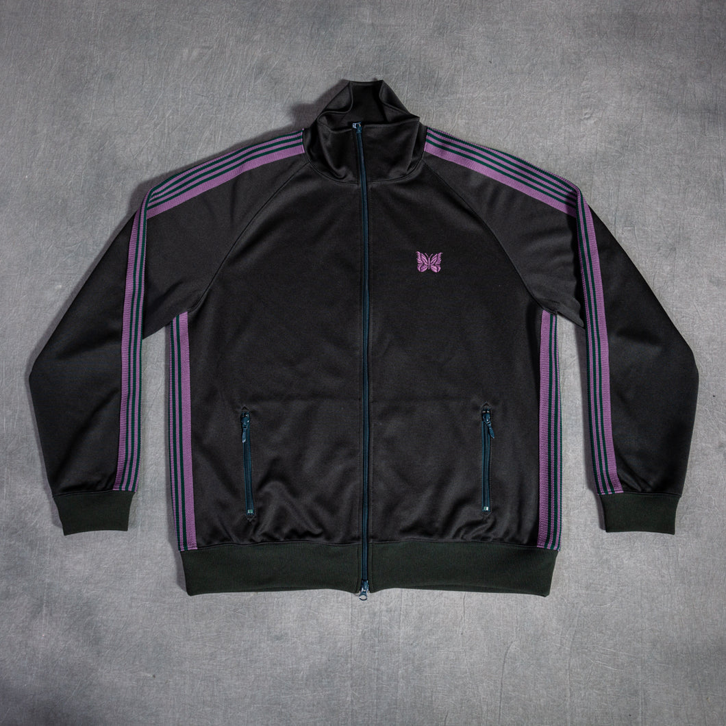 Needels Purple Track Jacket