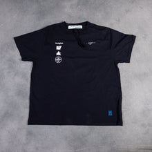 Load image into Gallery viewer, Off-White Incompiuto Black Tee