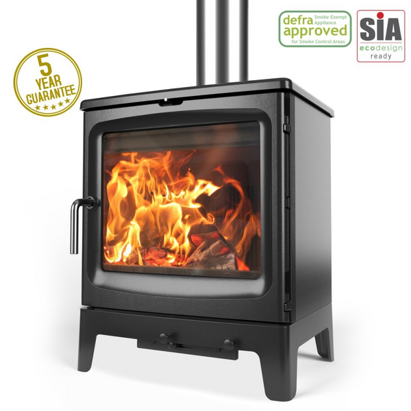 STOVE BUNDLE 20 Bignut 5 Contemporary 5KW