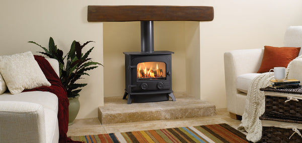 Yeoman Exe Gas stoves conventional flue