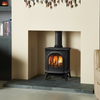 Stovax Gazco Huntingdon 20 Tracery Door Gas Stove
