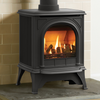 Stovax Gazco Huntingdon 20 Clear Door Gas Stove