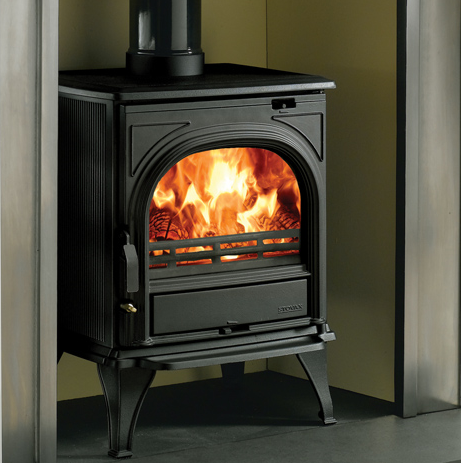 STOVE BUNDLE 7 Stovax Huntingdon 25 Traditional 5KW