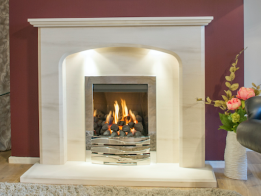 SHOWROOM ONLY Newman Eco Definition High Output Gas Fire