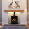 Newman Contemporary Flameview ST1 Gas Stove
