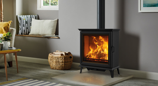 Stovax Sheraton 5 Wide Wood Burner
