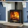 Stovax Vogue Medium Slimline Wood burner