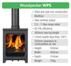 ACR Woodpecker WP5 5KW