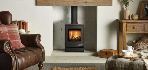 Yeoman CL3 Gas Stoves Balance Flue