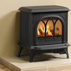 Stovax Gazco Huntingdon 30 Tracery Door Gas Stove