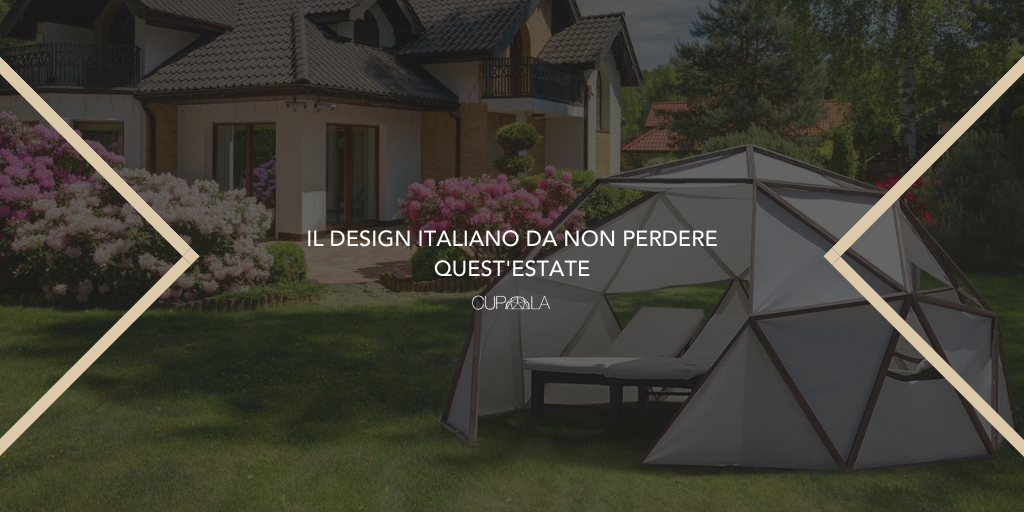 TRAVEL & SPA MAGAZINE - Il design italiano da non perdere quest'estate