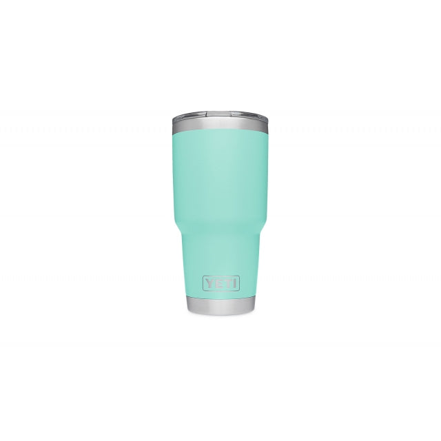 Rambler 30Oz Tumbler W/Magslider Seafoam - Gear For Adventure