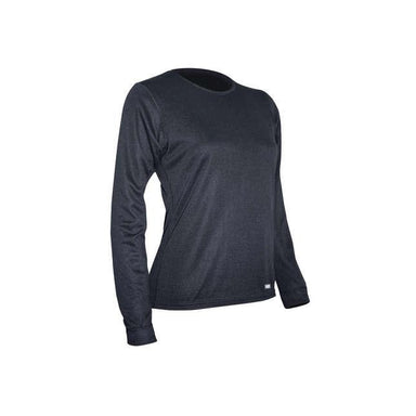 Women's Midweight LS Crew - Gear For Adventure