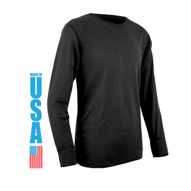 Youth Double Base Layer Crew - Gear For Adventure